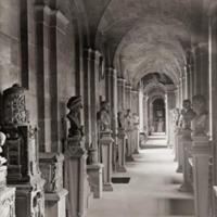 Castle Howard, the Antique Sculpture Gallery - HLS05763