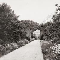 Castle Howard, the Garden Walk - HLS05756
