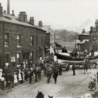 Lifeboat Saturday, 1906 - MOT00468