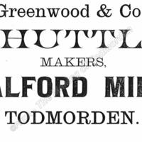 Greenwood & Co., Shuttle Makers - MOT00238