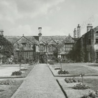 Royds Hall, the South Front  - HLS06068