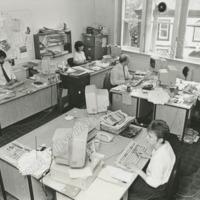 Newspaper Office, Todmorden - MOT00111
