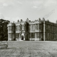 Howsham Hall from the lawn - HLS05907