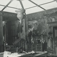 Farnley Hall, Interior view - HLS05799