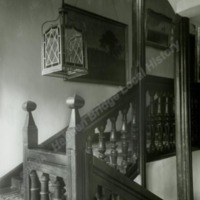 Goldsborough Hall, the Staircase - HLS05824