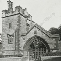 Entrance Lodge, Shibden Park - HLS06031