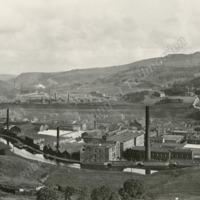 View over Derdale, Todmorden - MOT00134