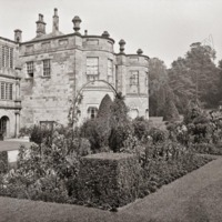 Newburgh Priory, South Front - HLS05881