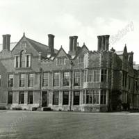 Burton Agnes Hall, the East Front - HLS05713