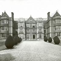 Burton Agnes Hall, the South Front - HLS05706