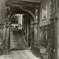 Burton Agnes Hall, the Stairway - HLS05724