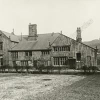 Todmorden Hall (rear view)  - MOT00120