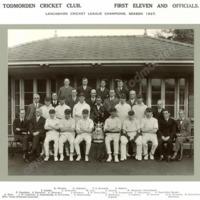 Todmorden Cricket Club - MOT00387