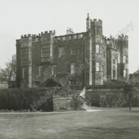 Heath Old Hall, from the South East - HLS05897