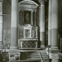 Castle Howard, the Private Chapel (looking East) - HLS05769