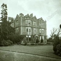 Goldsborough Hall, from the Lawn - HLS05819