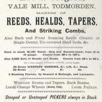 Law & Gregson, Vale Mill - MOT00235
