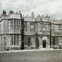 Howsham Hall, near view - HLS05908