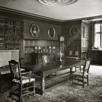 Burton Agnes Hall, the Dining Room - HLS05722