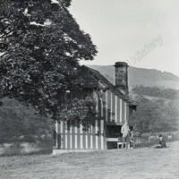 Shibden Park, Timber Framed House - HLS06036