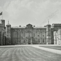 Burton Constable, the East Front - HLS05732