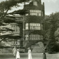 Weston Hall, the West Wing - HLS06039
