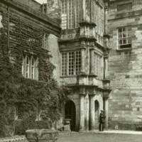 King James' Porch, Newburgh Priory - HLS05882