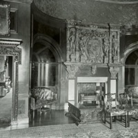 The Dining Room, Newburgh Priory - HLS05885