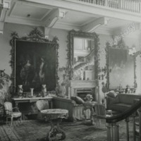 Burton Constable, the Staircase Hall - HLS05740