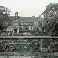 Woodsome Hall, South Front - HLS06051