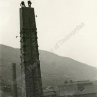 Law Mill chimney - MOT00504