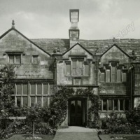 Royds Hall,  Centre Portion of the South Front  - HLS06069