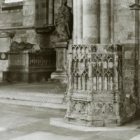 Tombs of the Markenfield Family, Ripon Cathedral - HLS05848