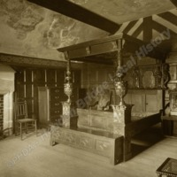 The Bedroom, Shibden Hall - HLS06034