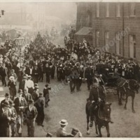 The Charter Day Procession, 1896 - MOT00465