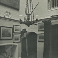 Heath Old Hall, Inner Hall and Staircase - HLS05900