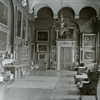 Castle Howard, the Picture Gallery (Looking South) - HLS05765