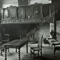 Woodsome Hall, the Great Hall - HLS06056