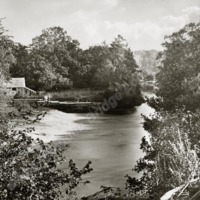 Mill on the Derwent at Howsham - HLS05915