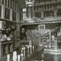 Shibden Hall, Interior - HLS06033