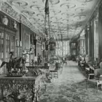 Burton Constable, the Library or Long Gallery - HLS05742