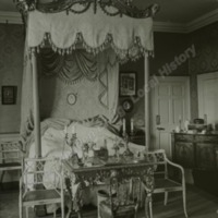 Burton Constable, the State Bedroom - HLS05746