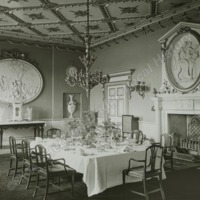 Burton Constable, The Dining Room - HLS05739