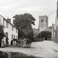 Burton Agnes Church and Village - HLS05730