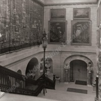 Castle Howard, Entrance and Staircase (North West) - HLS05759