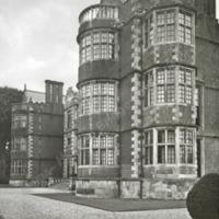 Burton Agnes Hall, South East Angle of Home - HLS05712