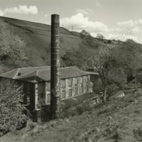 Stoneswood Mill, Bacup Road, 1993. - MOT00176