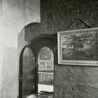 Markenfield Hall, the Chapel - HLS05854
