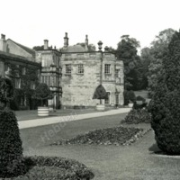 Newburgh Priory, South Front - HLS05872