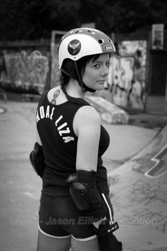 "Lauren Arthington aka ""Vandal Liza"" - JAE00466"